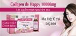 Collagen De Happy khuyến mãi cực HOT cho mùa hè
