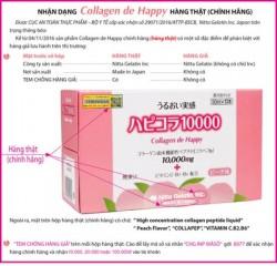Nhận dạng Collagen de Happy CHÍNH HÃNG